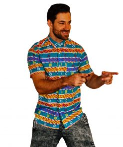 Aerobics Allsorts Party Shirt - Pointing