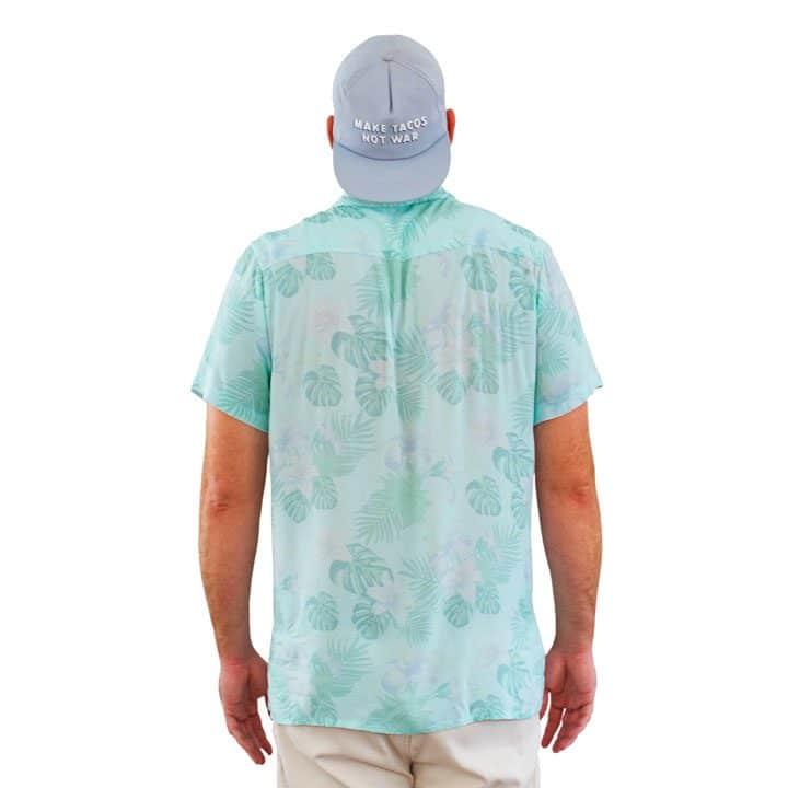 Cubano festival shirt- Back
