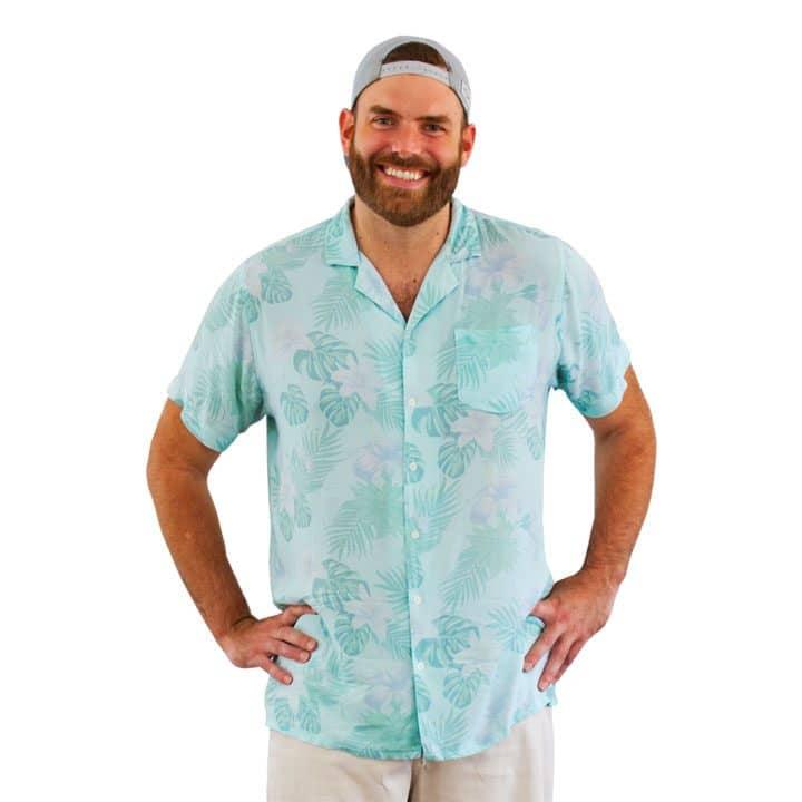 Cubano festival shirt- Front