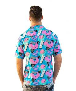 Shapeshifter Pool and festival Shirts- Back