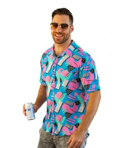 Shapeshifter Party Shirts- Left