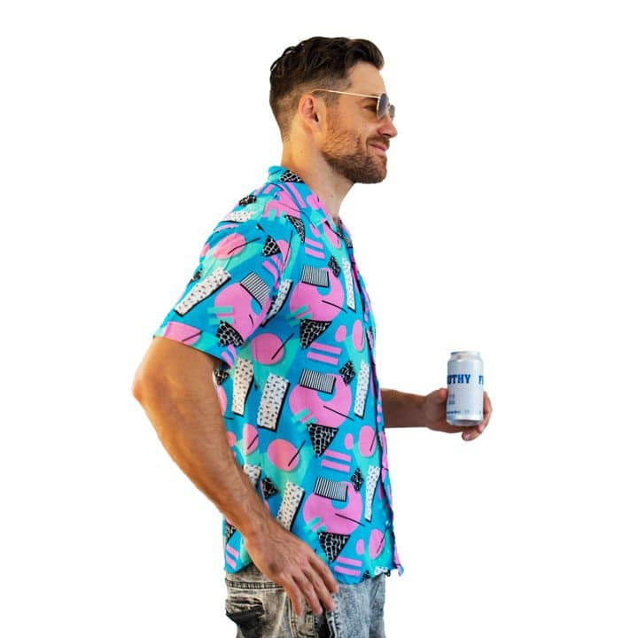 Shapeshifter Pool and Party Shirts - Right