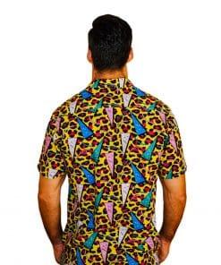 Deft Leopard Festival Shirt - Back