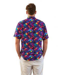 Miami Nice Festival Shirt- Back