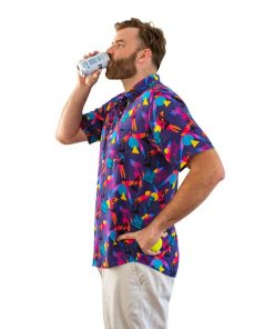 Miami Nice Party Shirts- Left
